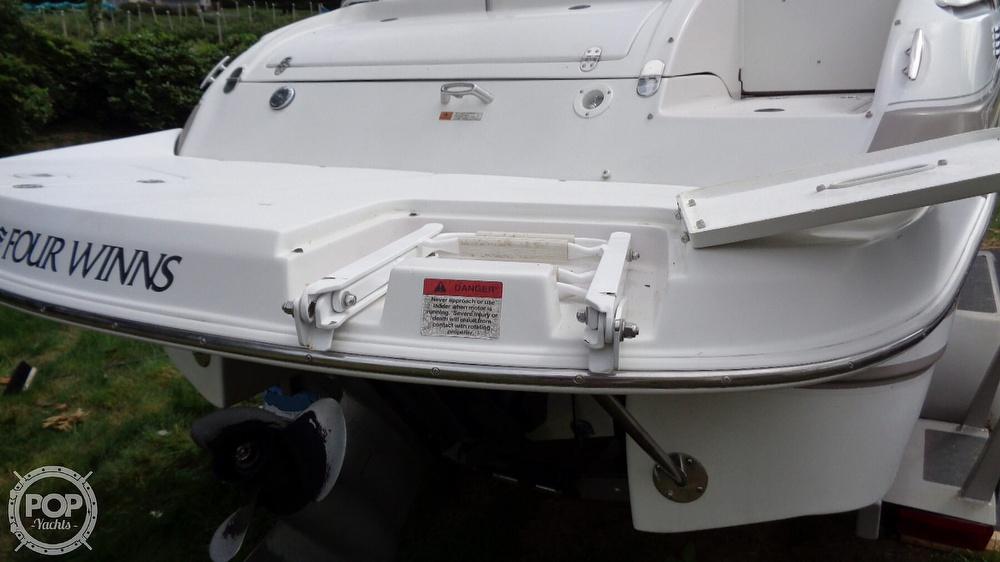 2003 Four Winns boat for sale, model of the boat is 205 Sundowner & Image # 14 of 40