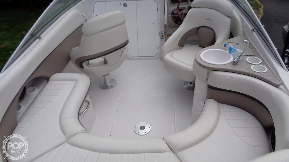 2003 Four Winns boat for sale, model of the boat is 205 Sundowner & Image # 24 of 40