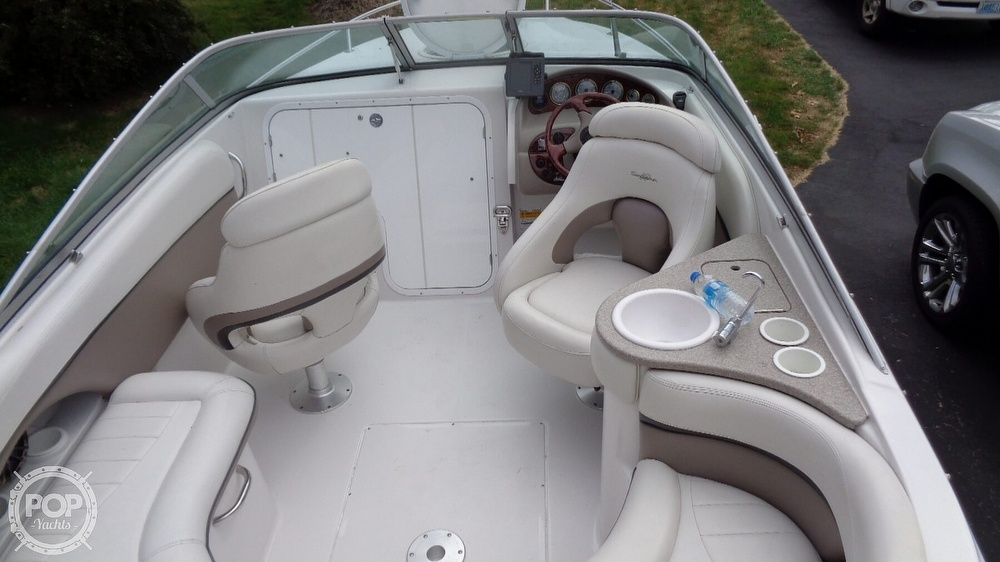 2003 Four Winns boat for sale, model of the boat is 205 Sundowner & Image # 25 of 40