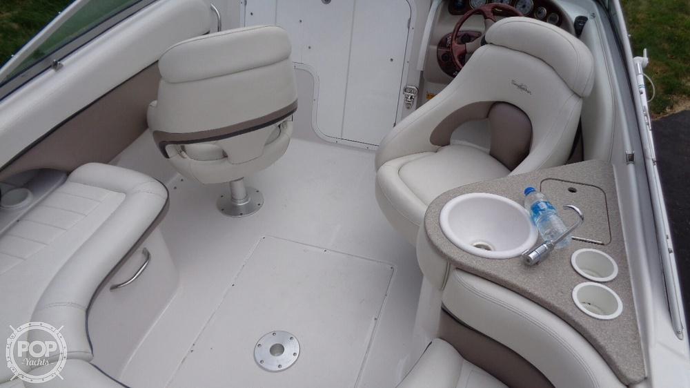 2003 Four Winns boat for sale, model of the boat is 205 Sundowner & Image # 27 of 40