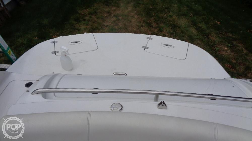 2003 Four Winns boat for sale, model of the boat is 205 Sundowner & Image # 29 of 40