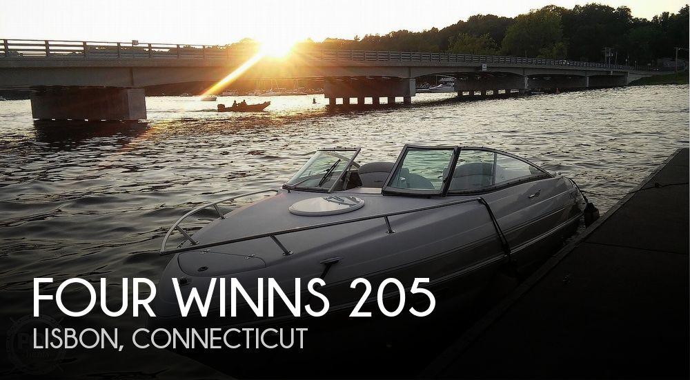 2003 FOUR WINNS 205 SUNDOWNER for sale