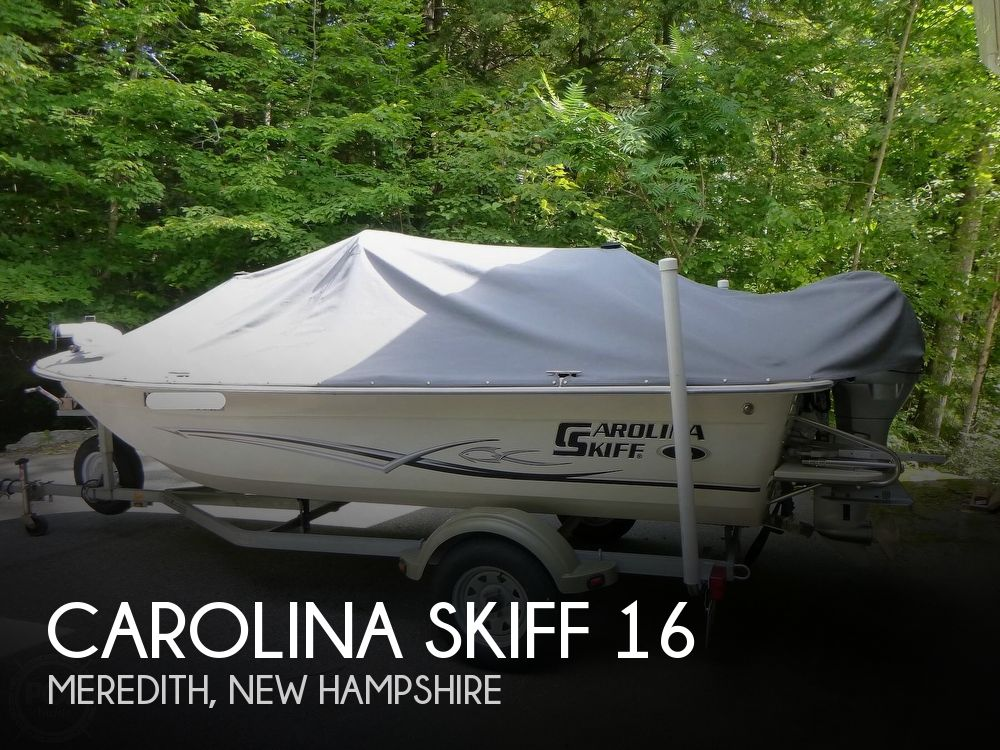 2015 CAROLINA SKIFF JVX 16 for sale