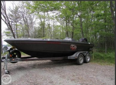 Tuffy Boats 1890 Esox Deep V DS, 1890, for sale - $28,900