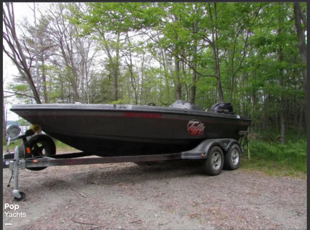 2008 Tuffy Boats 1890 Esox Deep V DS - #$LI_INDEX