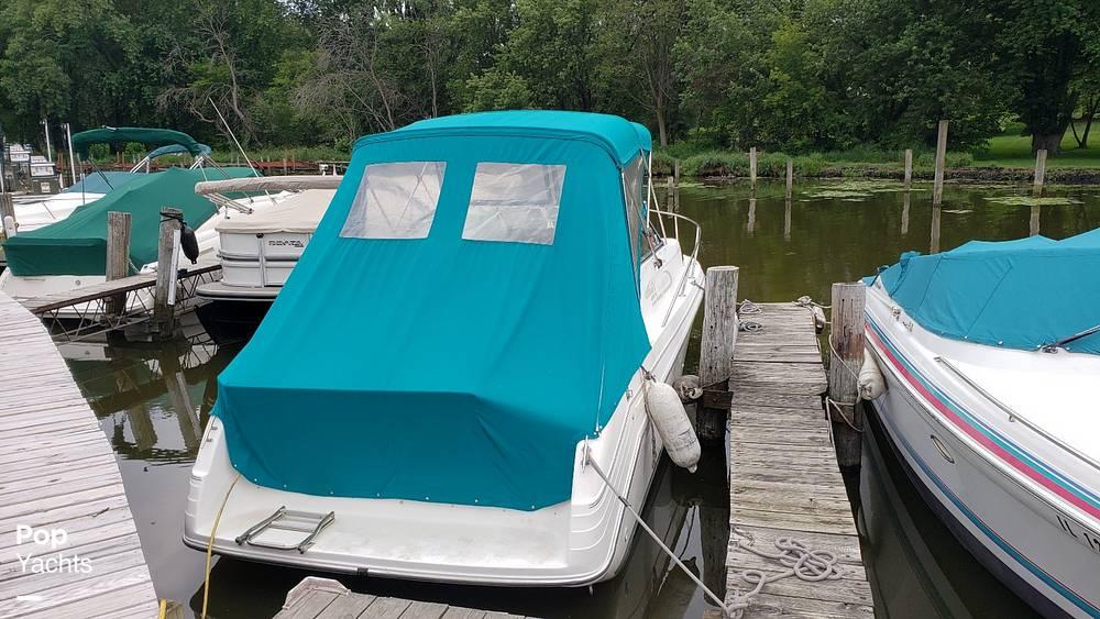 1995 Rinker boat for sale, model of the boat is 265 Fiesta Vee & Image # 4 of 40