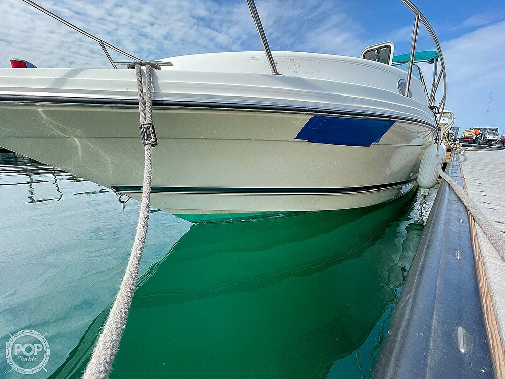 1995 Rinker boat for sale, model of the boat is 265 Fiesta Vee & Image # 8 of 40