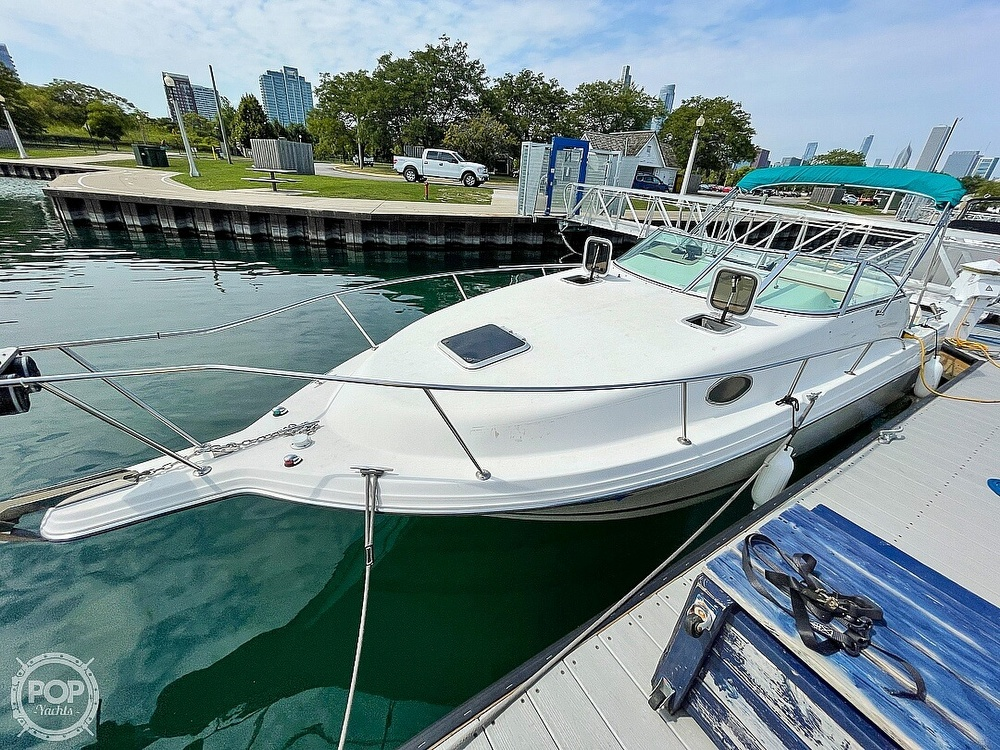 1995 Rinker boat for sale, model of the boat is 265 Fiesta Vee & Image # 9 of 40