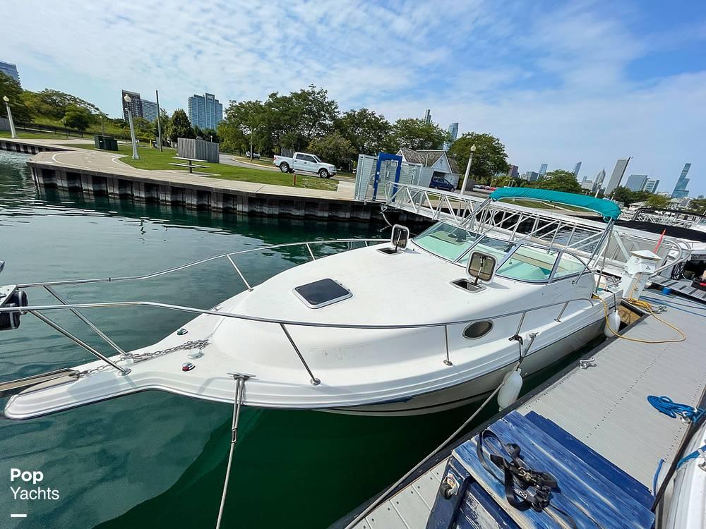 1995 Rinker boat for sale, model of the boat is 265 Fiesta Vee & Image # 5 of 40