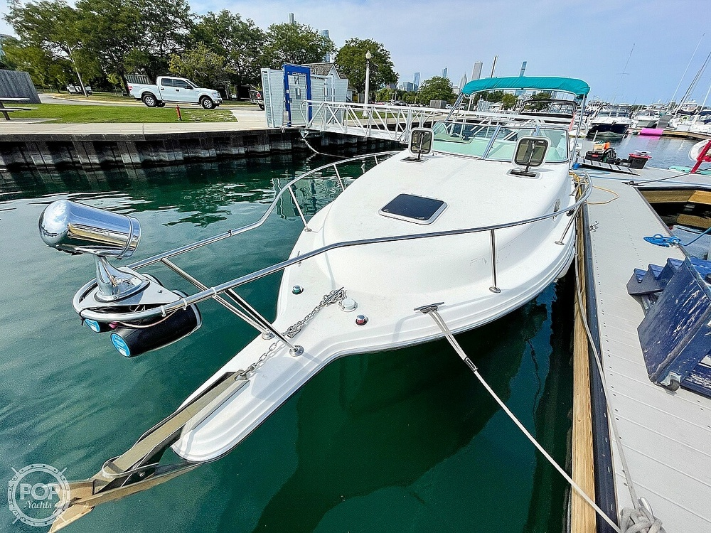 1995 Rinker boat for sale, model of the boat is 265 Fiesta Vee & Image # 10 of 40