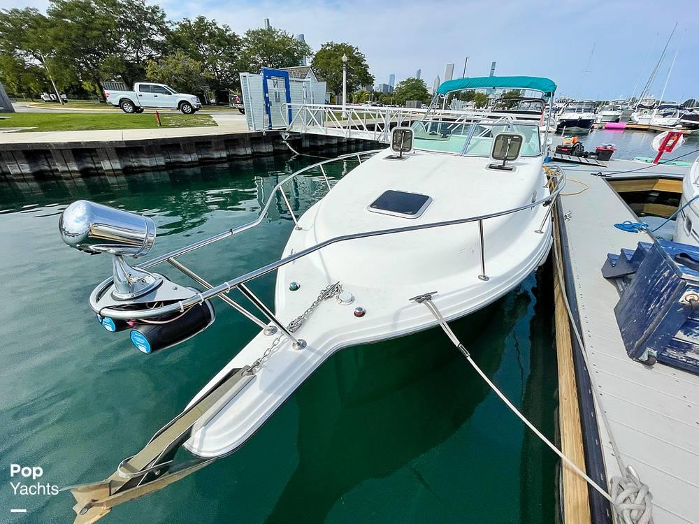 1995 Rinker boat for sale, model of the boat is 265 Fiesta Vee & Image # 11 of 40