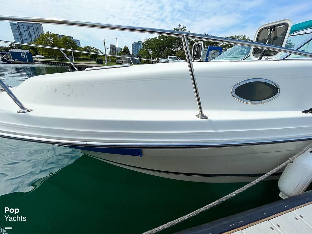 1995 Rinker boat for sale, model of the boat is 265 Fiesta Vee & Image # 12 of 40