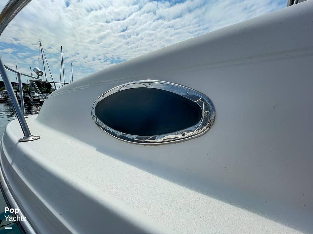 1995 Rinker boat for sale, model of the boat is 265 Fiesta Vee & Image # 13 of 40