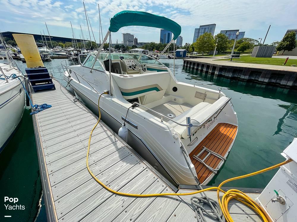1995 Rinker boat for sale, model of the boat is 265 Fiesta Vee & Image # 23 of 40