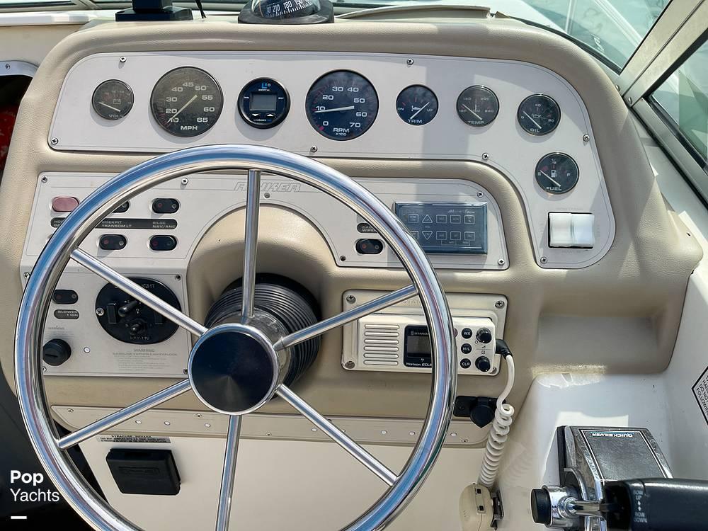 1995 Rinker boat for sale, model of the boat is 265 Fiesta Vee & Image # 40 of 40