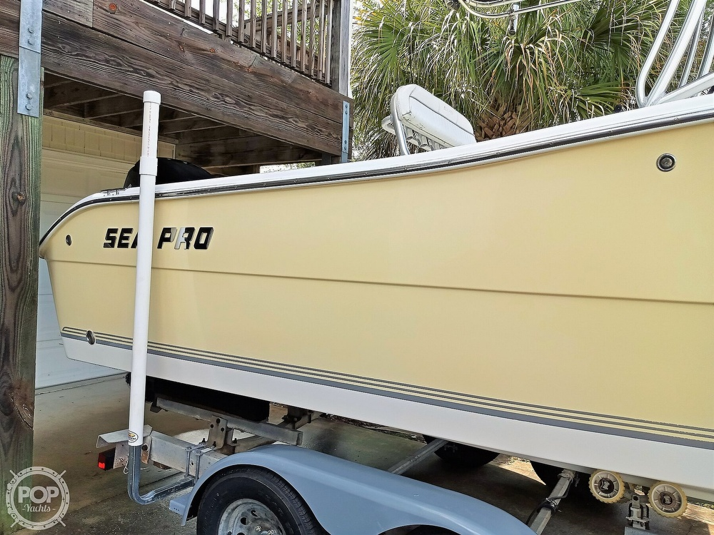 2007 Sea Pro boat for sale, model of the boat is 238 CC & Image # 13 of 40