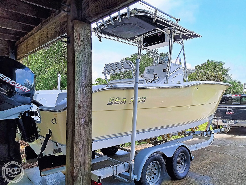 2007 Sea Pro boat for sale, model of the boat is 238 CC & Image # 14 of 40