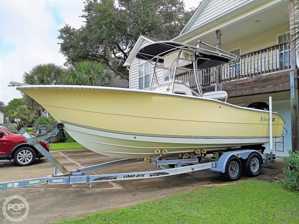 2007 Sea Pro boat for sale, model of the boat is 238 CC & Image # 26 of 40