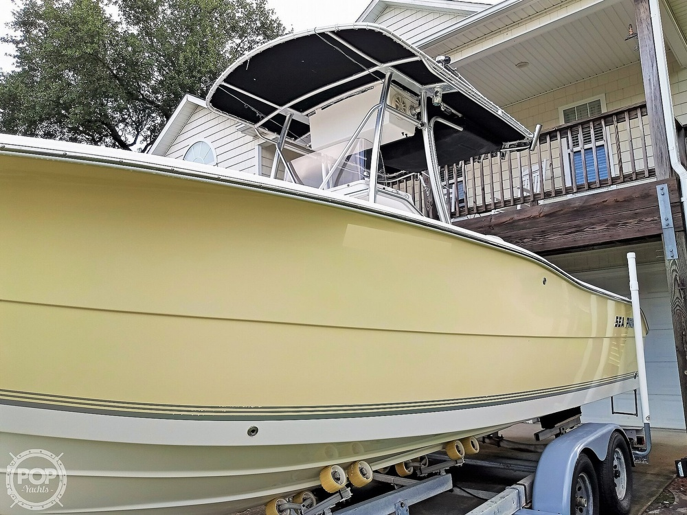 2007 Sea Pro boat for sale, model of the boat is 238 CC & Image # 30 of 40