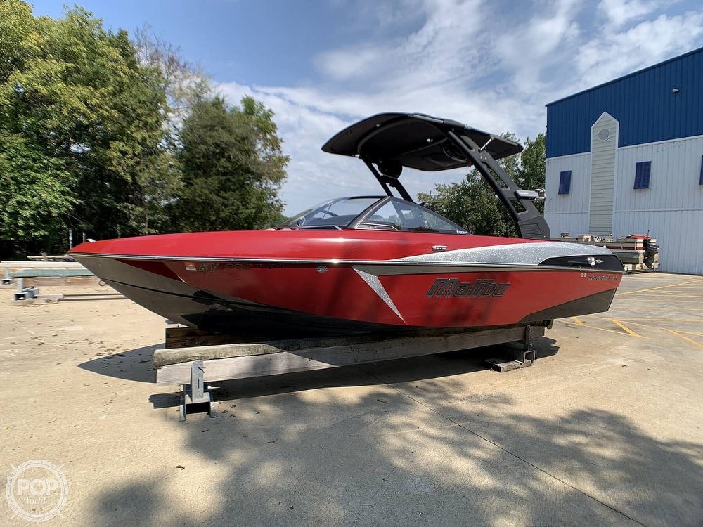 2017 Malibu boat for sale, model of the boat is VLX 22 Wakesetter & Image # 6 of 40