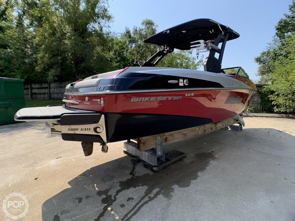 2017 Malibu boat for sale, model of the boat is VLX 22 Wakesetter & Image # 8 of 40