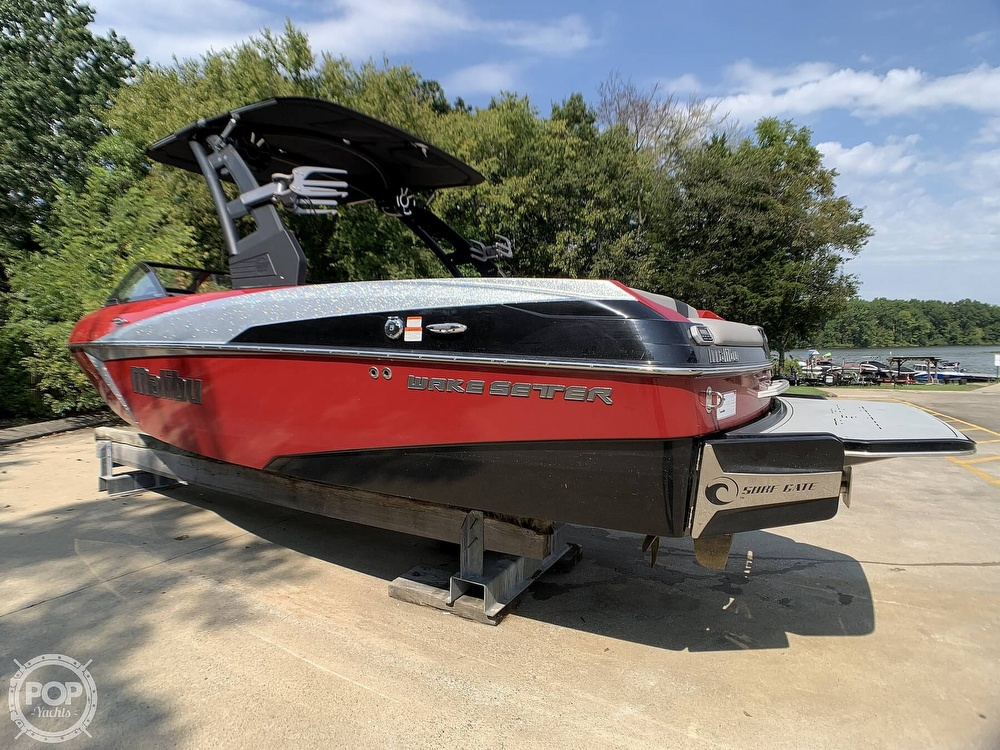 2017 Malibu boat for sale, model of the boat is VLX 22 Wakesetter & Image # 10 of 40
