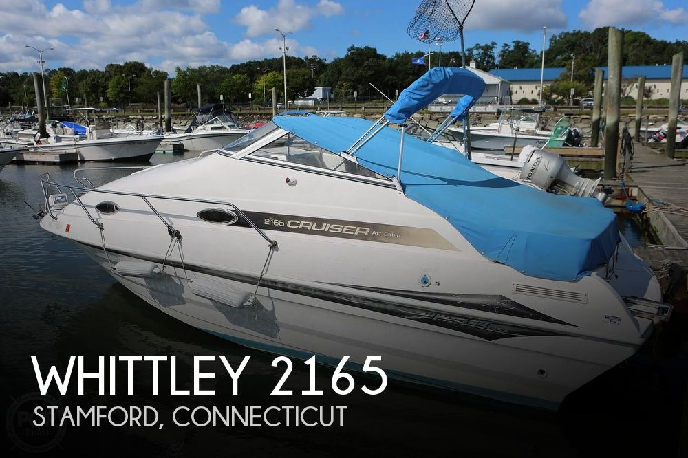 2007 WHITTLEY 2165 for sale