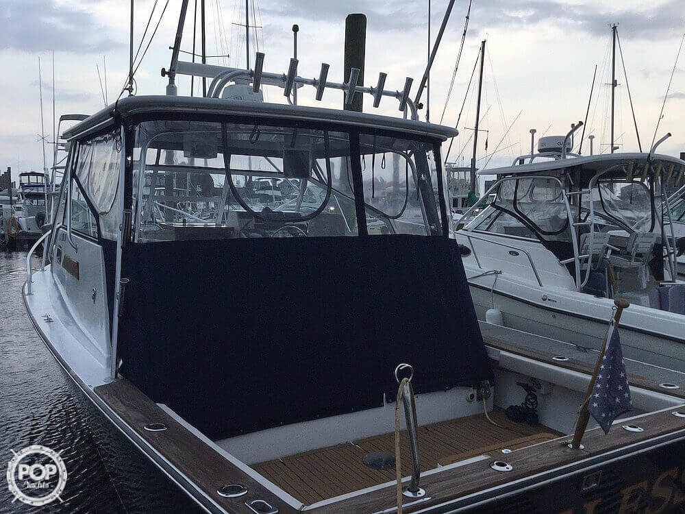 2000 Morgan boat for sale, model of the boat is 31 & Image # 5 of 40