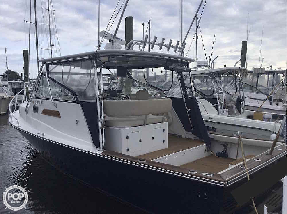 2000 Morgan boat for sale, model of the boat is 31 & Image # 14 of 40