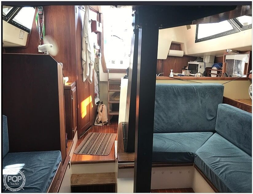 1983 Tanzer boat for sale, model of the boat is 10.5 & Image # 18 of 40