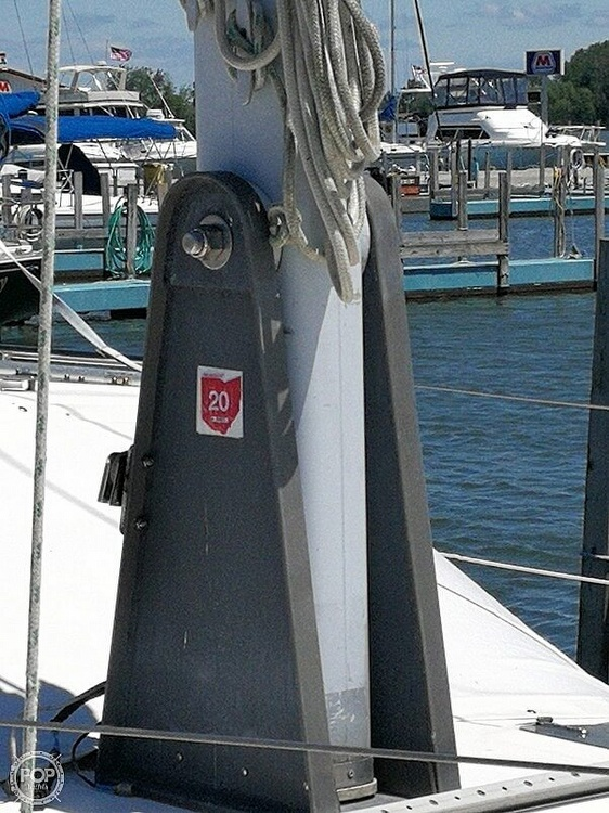 1983 Tanzer boat for sale, model of the boat is 10.5 & Image # 19 of 40