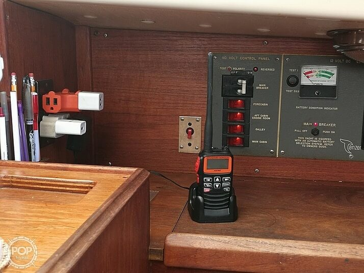 1983 Tanzer boat for sale, model of the boat is 10.5 & Image # 22 of 40