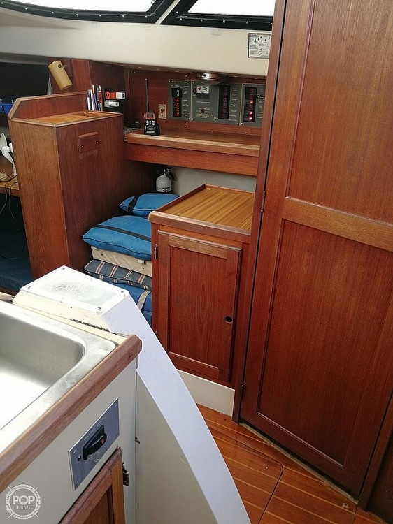 1983 Tanzer boat for sale, model of the boat is 10.5 & Image # 23 of 40
