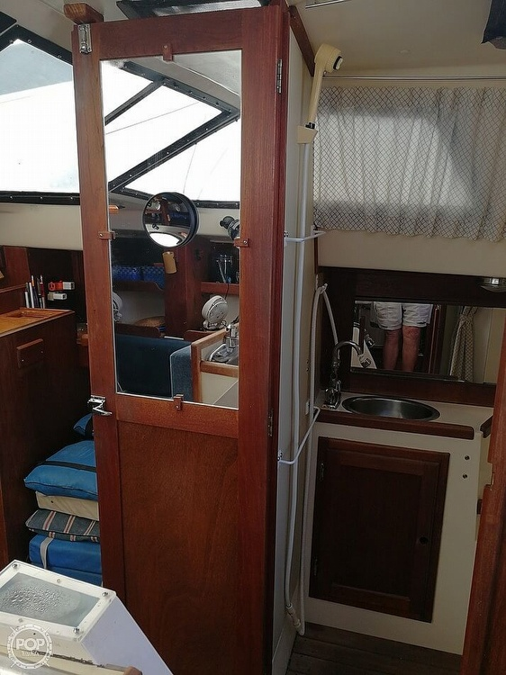 1983 Tanzer boat for sale, model of the boat is 10.5 & Image # 24 of 40