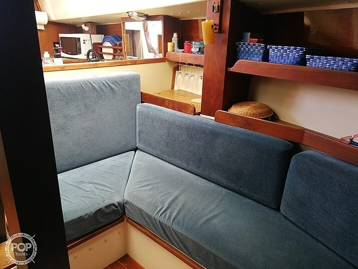 1983 Tanzer boat for sale, model of the boat is 10.5 & Image # 35 of 40