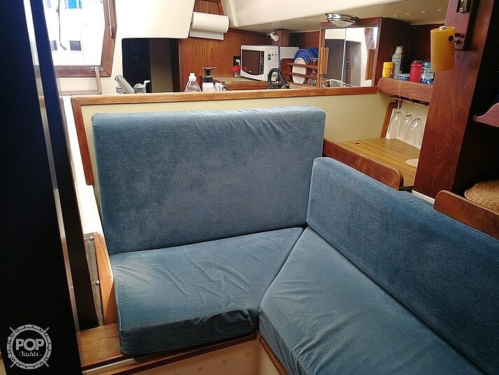 1983 Tanzer boat for sale, model of the boat is 10.5 & Image # 36 of 40