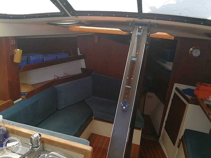 1983 Tanzer boat for sale, model of the boat is 10.5 & Image # 37 of 40