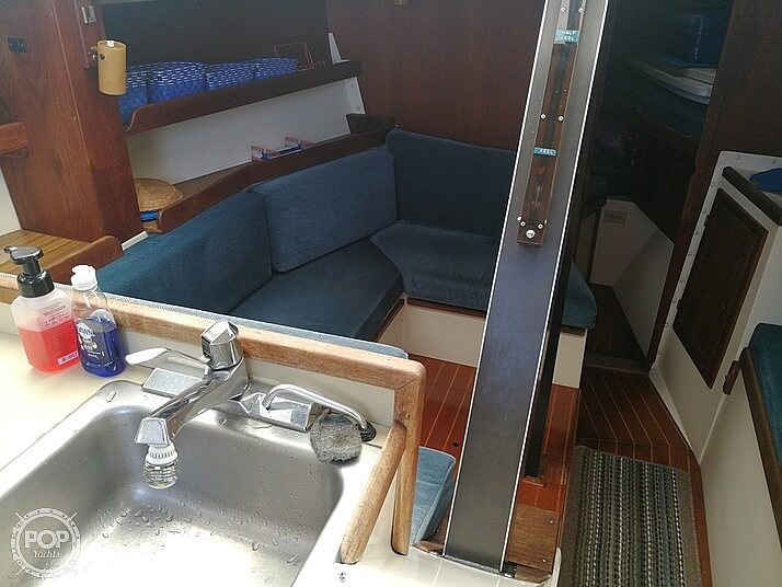 1983 Tanzer boat for sale, model of the boat is 10.5 & Image # 39 of 40
