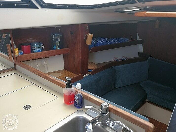 1983 Tanzer boat for sale, model of the boat is 10.5 & Image # 40 of 40