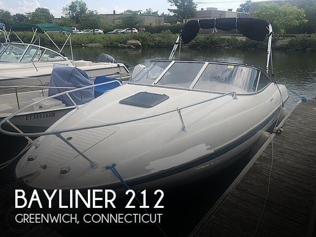 2004 BAYLINER 212 for sale