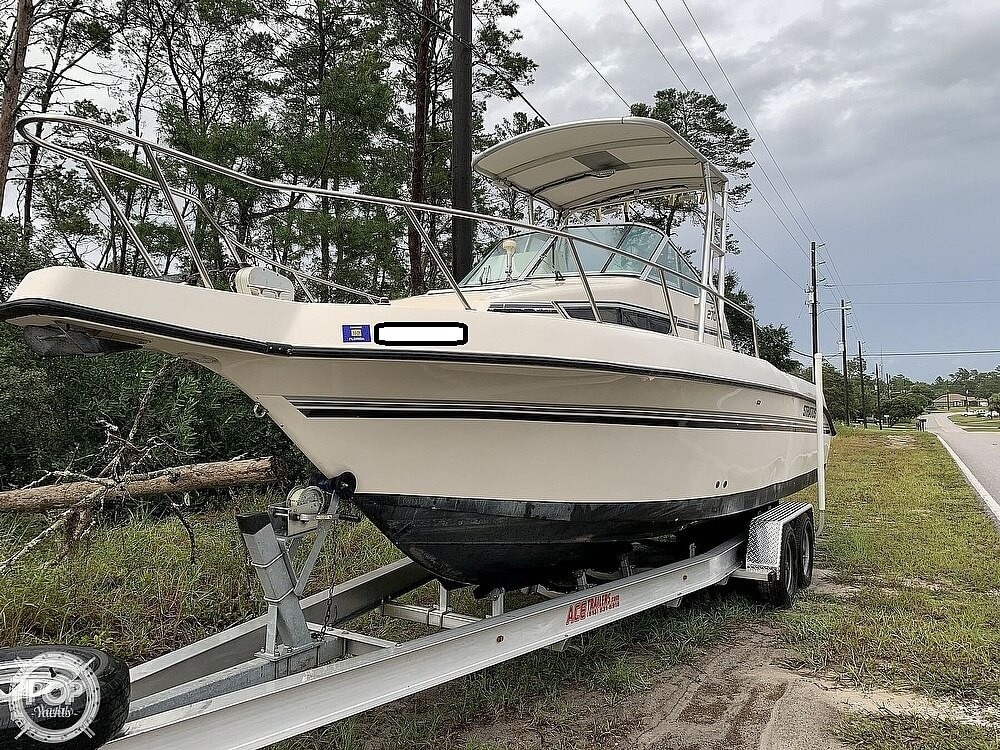 1993 Stratos boat for sale, model of the boat is 2700 & Image # 2 of 40