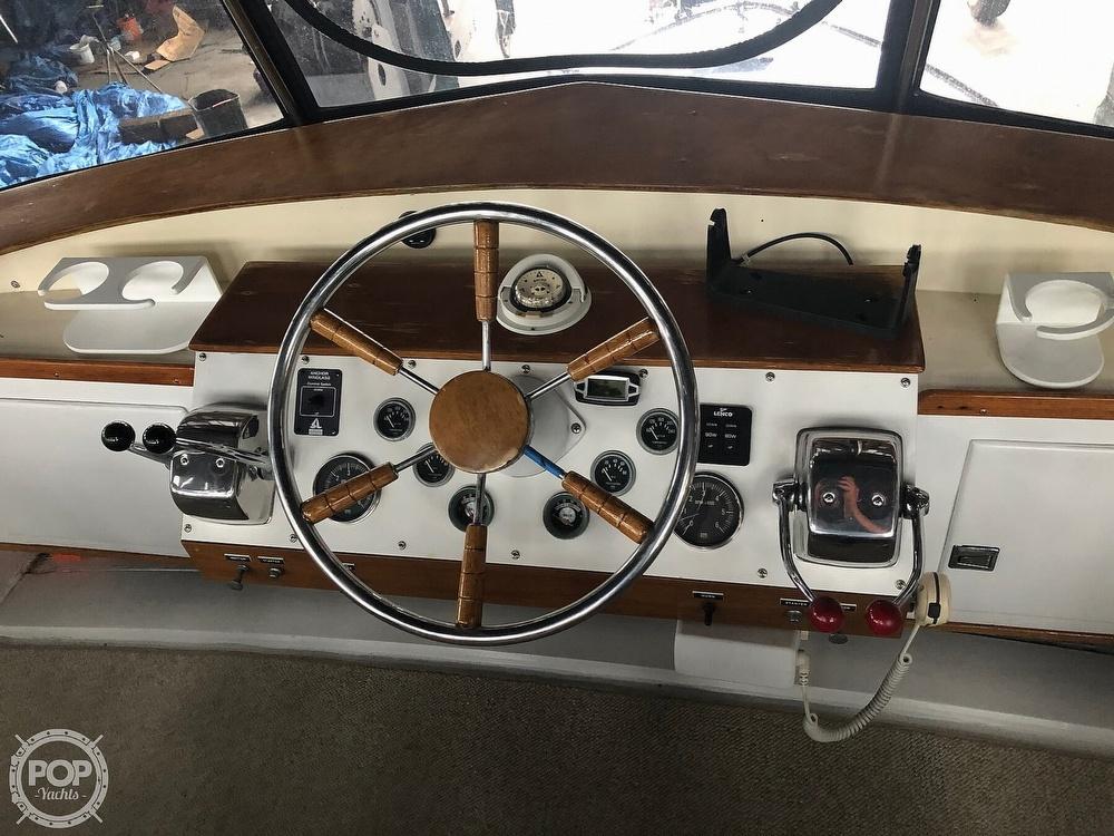 1974 Egg Harbor boat for sale, model of the boat is Sportfish & Image # 13 of 40