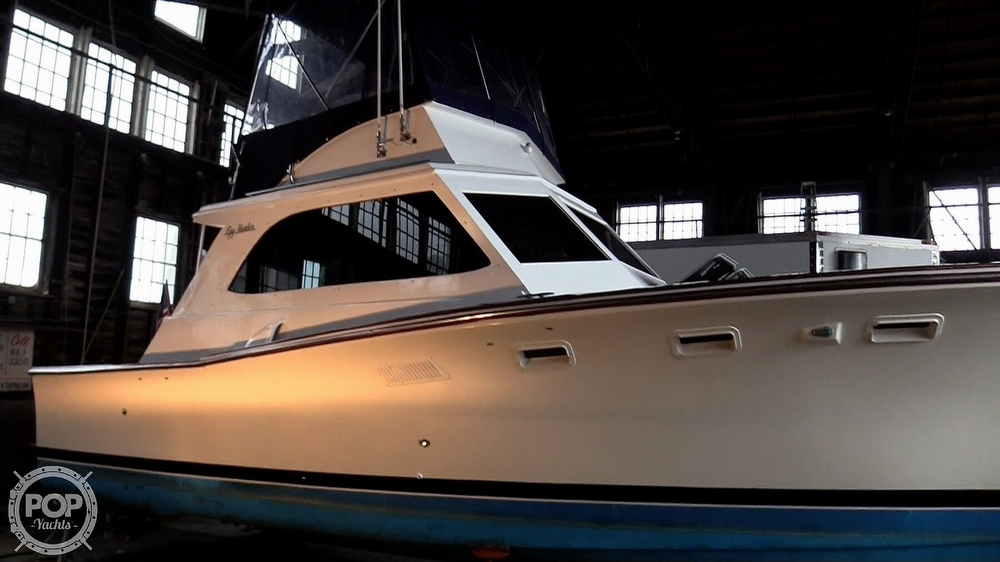 1974 Egg Harbor boat for sale, model of the boat is Sportfish & Image # 6 of 40