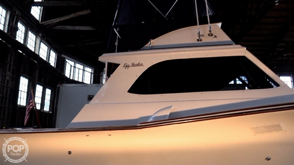 1974 Egg Harbor boat for sale, model of the boat is Sportfish & Image # 19 of 40