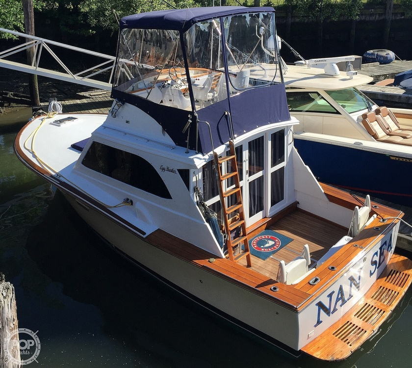 1974 Egg Harbor boat for sale, model of the boat is Sportfish & Image # 5 of 40