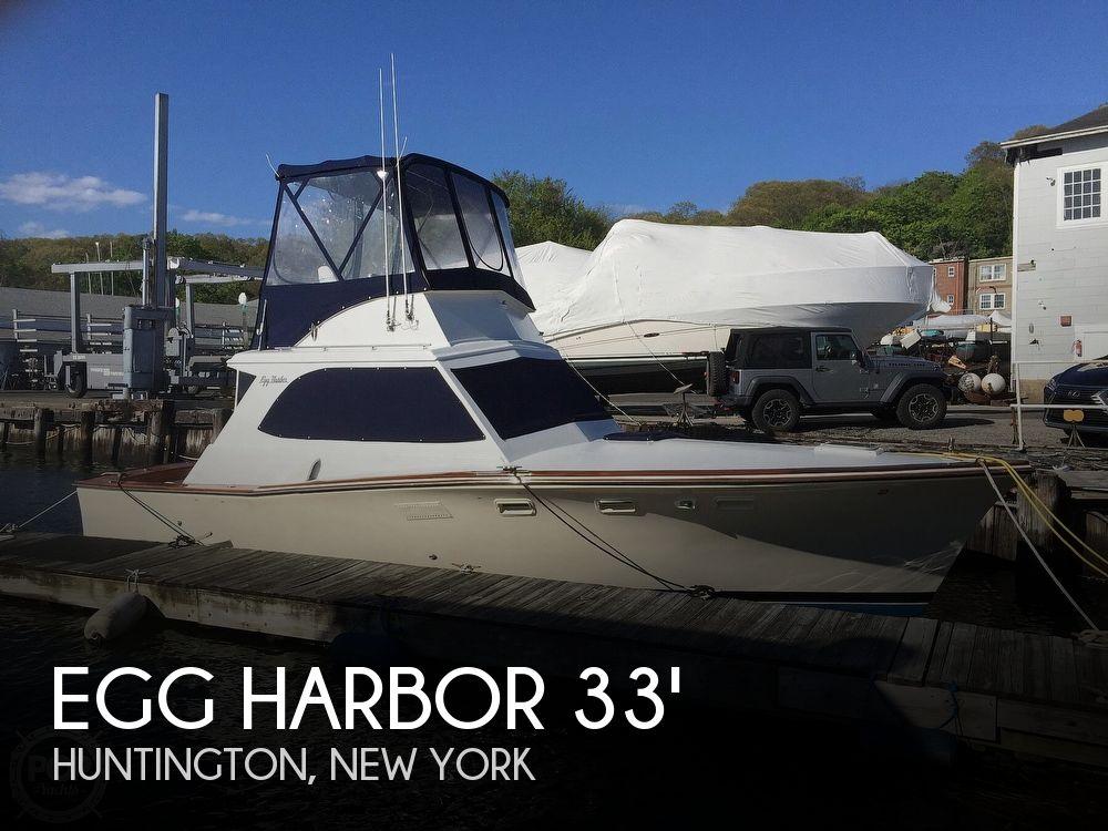 1974 Egg Harbor boat for sale, model of the boat is Sportfish & Image # 1 of 40