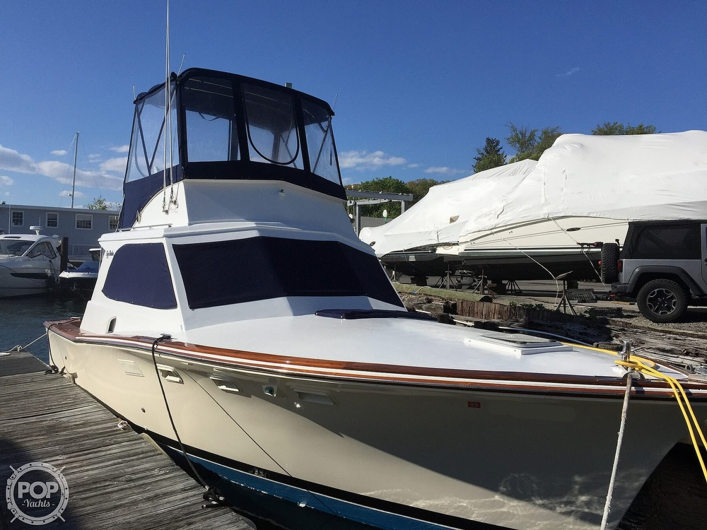 1974 Egg Harbor boat for sale, model of the boat is Sportfish & Image # 2 of 40