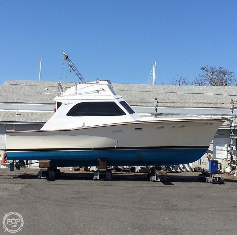 1974 Egg Harbor boat for sale, model of the boat is Sportfish & Image # 4 of 40