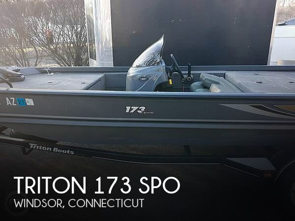 2003 TRITON 173 SPO for sale