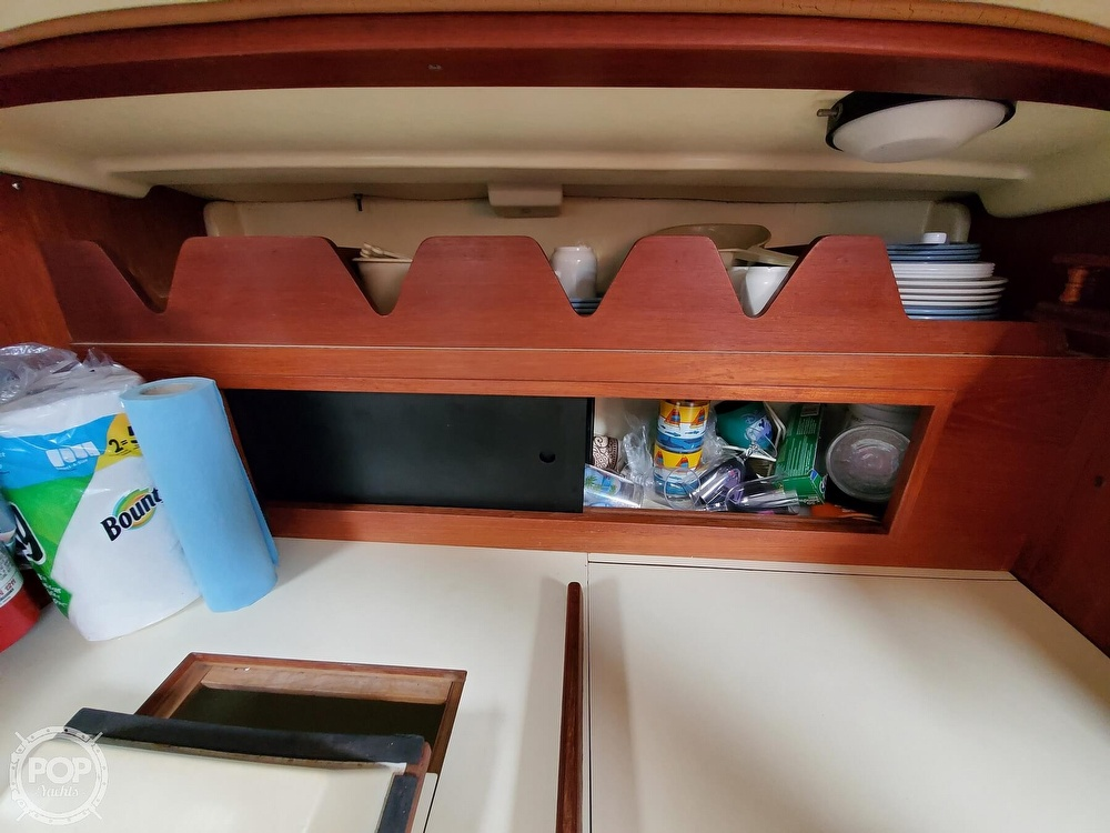 1986 Pearson boat for sale, model of the boat is 36-2 & Image # 39 of 40